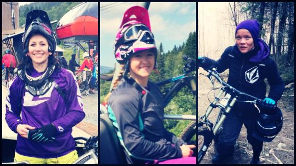 Downhillgirls specialized women